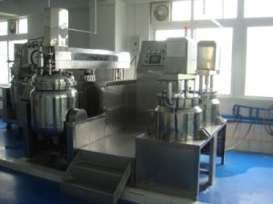 Zrj-500 Vacuum Mixing Mulser
