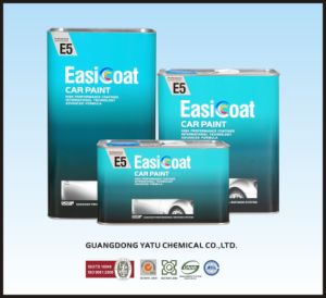 Easicoat E5 Solid Color 2k Topcoat Auto Paint pictures & photos