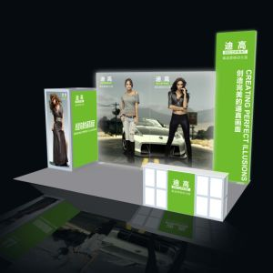 Aluminum Special Maxima Exhibition Show Booth Display Stand pictures & photos