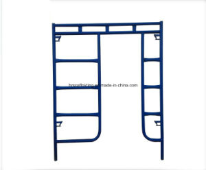 914mm Steel Mason Ladder Scaffolding Frame System pictures & photos