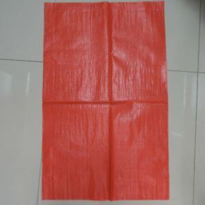Orange Color PP Woven Bag/Animal Food Bag/Factory Supply Bag pictures & photos