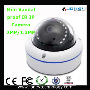 Excellence Network 2 Megapixels 1080P P2p 3.6mm IR Mini IP Camera pictures & photos