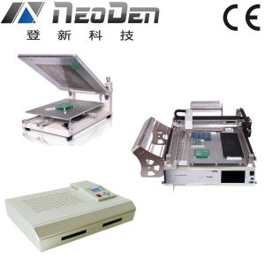 High Precision Production Line for SMT, Printer + Placer pictures & photos