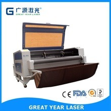 Hot Sell Double Heads Auto-Feeding Laser Cutting Machine pictures & photos