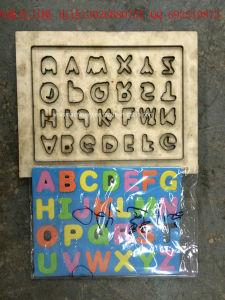 Auto Jigsaw Puzzle Die Cutting Machine