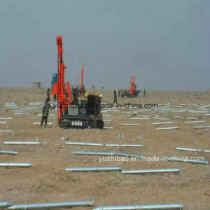 Solar Mounting HDG Ground Screw, Ground Screw Anchor pictures & photos
