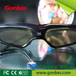 Super Slim 3D Glasses for Projector 3G DLP Link Projector Eyewear