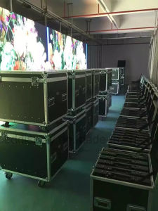Cx Indoor Floor LED Display, Stage / Show Video Full Color LED Tiles Display pictures & photos