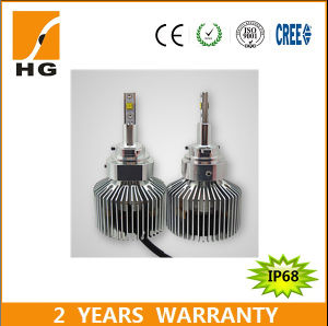 High Low Beam 25W Hb3 LED Headlight Bulb for Car pictures & photos