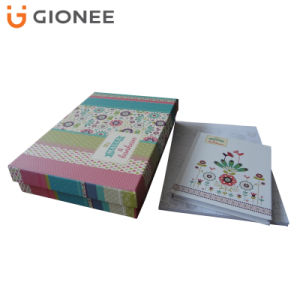 Flower Printed Gift Box/ Paper Board Rigid Packaging Box pictures & photos