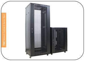 From 12u to 52u Server Rack with Perforated Doors pictures & photos