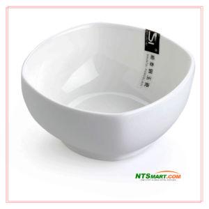 Rectangle White Ceramic Bowl (NS00019351) pictures & photos