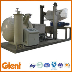 Medical Waste Treatment Autoclave--Mwo160 (Capacity: 160kg/cycle, 2t/day)