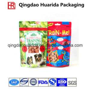 Food Packaging Recycled Stand up Plastic Candy Bag with Zipper pictures & photos