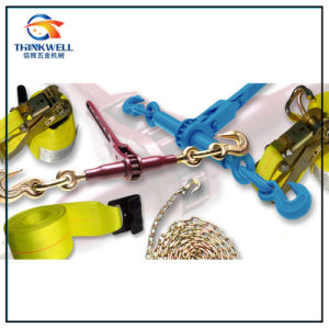 Ratchet Tie Down Strap Buckle with Buckle pictures & photos