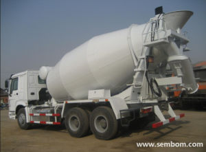 Sembom High Quality Mini Concrete Truck Mixer