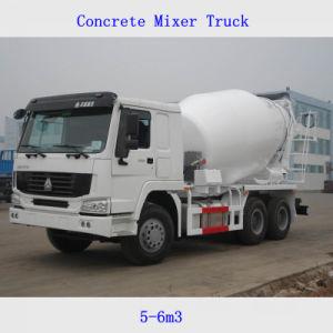 12m3 Concrete Mixer Truck, Cement Mixer Truck pictures & photos