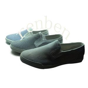 Hot Style Men′s Canvas Shoes pictures & photos
