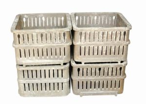 Heat Resisting Nickel Quenching Basket pictures & photos