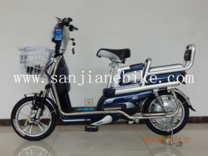 48V Brushless E-Bike Comfortable Electric Bicycle with En15194 Certification (SJEBCTB-008)