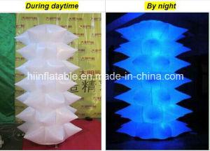 Magic Colorful Inflatable Tube/Lighting Tube/Event Decoration/LED Decoration