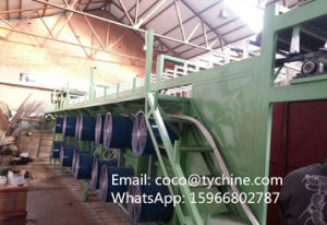 Rubber Sheet Batch-off Cooling Machine (XPG-800) with Ce SGS ISO Certification pictures & photos