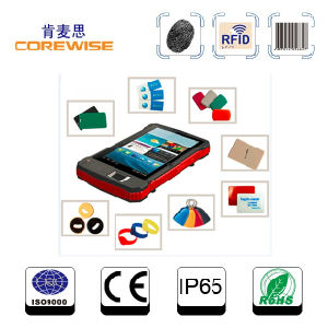 7 Inch Android 3G Industrail Biometric Fingerprint Machine with RFID Reader (A370) pictures & photos
