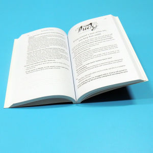 Soft Cover Novel Book Printing