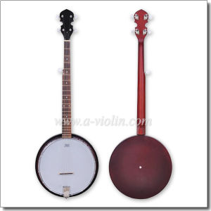 Brown ABS Resonator 5-String OEM Banjo (ABO165G-BR) pictures & photos