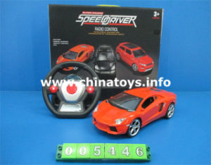Gift Car Plastic RC Car Toys, 4 CH Remote Control Car (005451) pictures & photos
