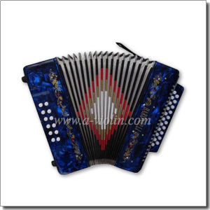 31 Button 12 Bass Button Accordion-Many Colors for Choice (B3112) pictures & photos