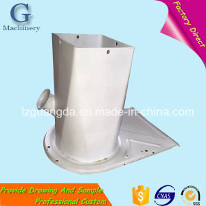 Custom OEM Powder Coating Metal Weldments for Machinery Parts pictures & photos