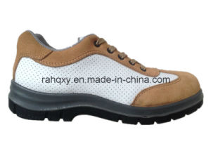 New Sport Style Suede Safety Shoe (HQ10010) pictures & photos