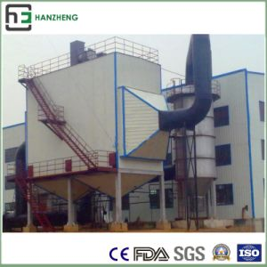 Wide Space of Top Electrostatic Collector-Metallurgy Production Line Air Flow Treatment pictures & photos