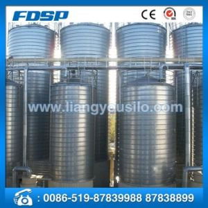 High Quality Spiral Type Steel Silo for Corn Wheat Storage pictures & photos
