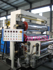 High Quality PVC Advertisement Sheet Extruding Line pictures & photos