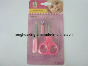 Blister Pack Baby Manicure Set pictures & photos
