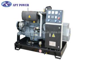 4 Cylinder Air Cooled Diesel Generator Beinei Deutz Power Generator pictures & photos