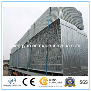 Hot Sale PVC Coated Fence Temporary Fence with Wire Mesh Fence pictures & photos