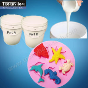 Platinum Silicone for Miniature Food Molds pictures & photos