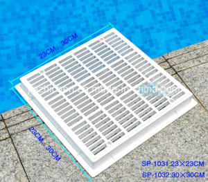 China swimming pool square main drain covers china - Swimming pool main drain cover replacement ...