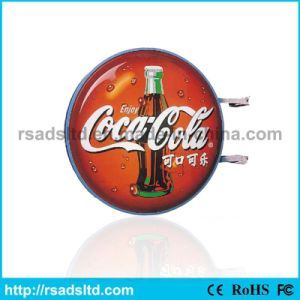 Street Display Plastic Sucking Outdoor Sign Light Box Billboard pictures & photos