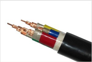 PVC Insulated & Sheathed Electric Power Cable pictures & photos