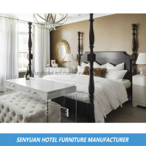 Latest Warm High Class President Bedroom Cheap Hotel Furniture (SY-BS194)