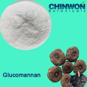 Natural Gel Glucomannan 95% Konjac Gum