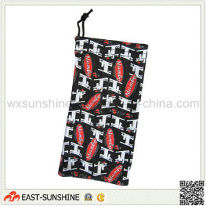 Digital Transfer Printing Eyeglasses Microfiber Pouches pictures & photos
