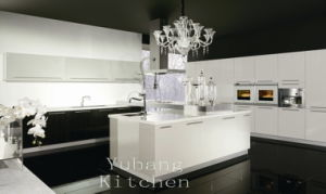Baked Paint Kitchen Cabinet (M-L99) pictures & photos