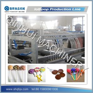 PLC Control&Full Automatic Lollipop Maker (150-600KG/HR) pictures & photos