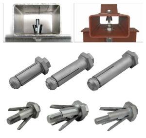 Professional M12X20X100mm Fix Bolt Expansion Anchor Bolt pictures & photos