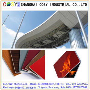 Fireproof Aluminum Composite Panel pictures & photos